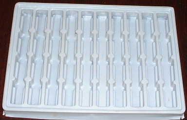 吸塑電子產品襯盒 1