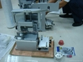 China Manufacturer Manual pad printer with closed ink cup 2