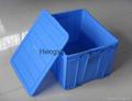 HP-108C factory plastic box /rubbish bucket hot stamping machine 4