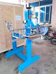 HP-108C factory plastic box /rubbish bucket hot stamping machine