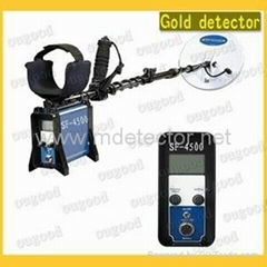 Pulse Induction  GPX4500 Ground gold detector