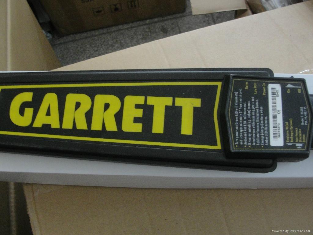 蓋瑞特手持式金屬探測器 7