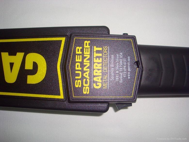 蓋瑞特手持式金屬探測器 8