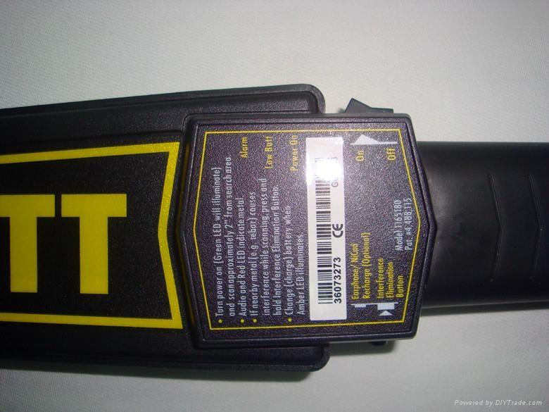 蓋瑞特手持式金屬探測器 10