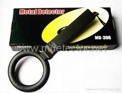 MD300 经济型手持式金属探测器