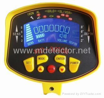 MD3010II 轻便式金属探测器 2
