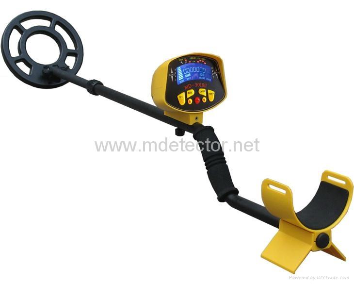 MD3010II 轻便式金属探测器 3