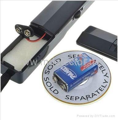 TS80可折疊手持式金屬探測器 2