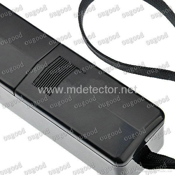 TS80可折疊手持式金屬探測器 5
