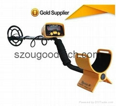 Portable detector gold hunter underground metal detector made in china