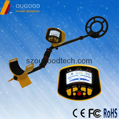 Underground gold metal detector for sale, cheap metal detector machine price