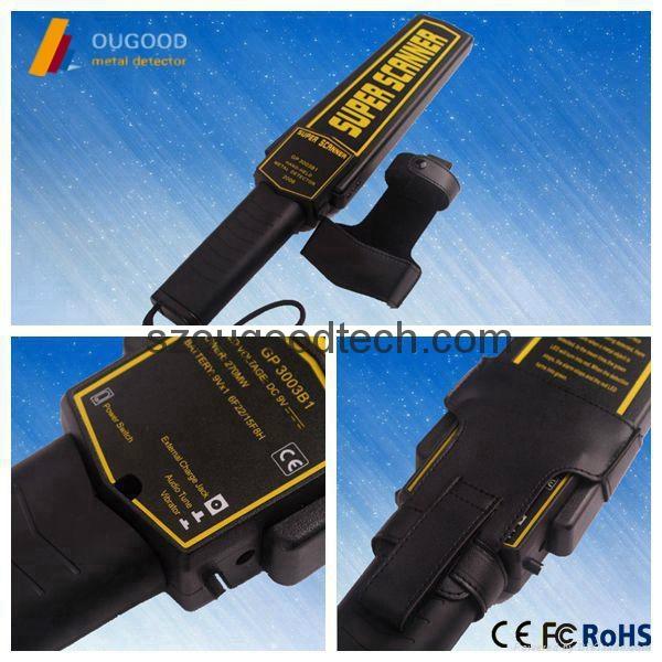 GP-3003B1 Protable hand held metal detector price