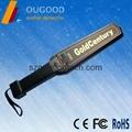 GC-1001 Hand held metal detector super