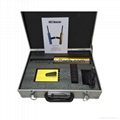 Underground gold detector metales, a metal detector gold finder