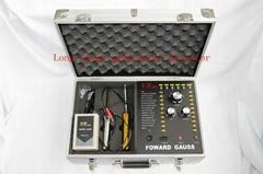 Long range deep earth metal detector underground diamond gold detector