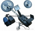 Underground gold metal detector md-5008, used gold detector metales price