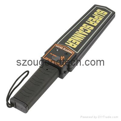 MD3003B1 Hand held metal detector / Super Body Scanner
