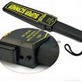 Hot Sale Hand-held Metal Detector For sale, GP3003B1 Super Scanner