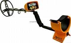 China Metal Detector Underground Gold Detector, Cheap Industrial Metal Detector