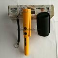 Colorful Waterproof hand held metal detector price
