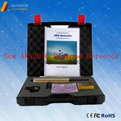 AKS2016 Diamond Detector