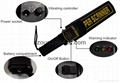 High SensitiveSecurity Check HandHeld Metal Detector