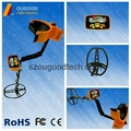 2016 Hot Selling Gold Metal Detector China Professional Underground Gold Metal