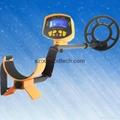 Fashion Waterproof  Metal Detecting detector LCD screen Super Scanner