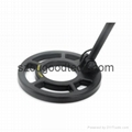 Treasure Hunting Underground Gold Metal Detector With Waterproof Search Coil