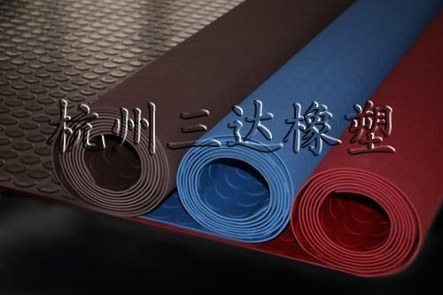 彩色橡胶板 1