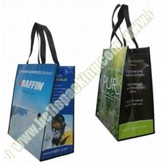 Reusable Laminated Non Woven bag