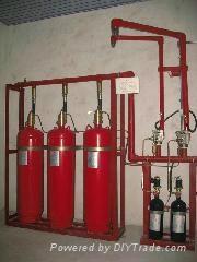 气体制灭火系统七氟丙烷