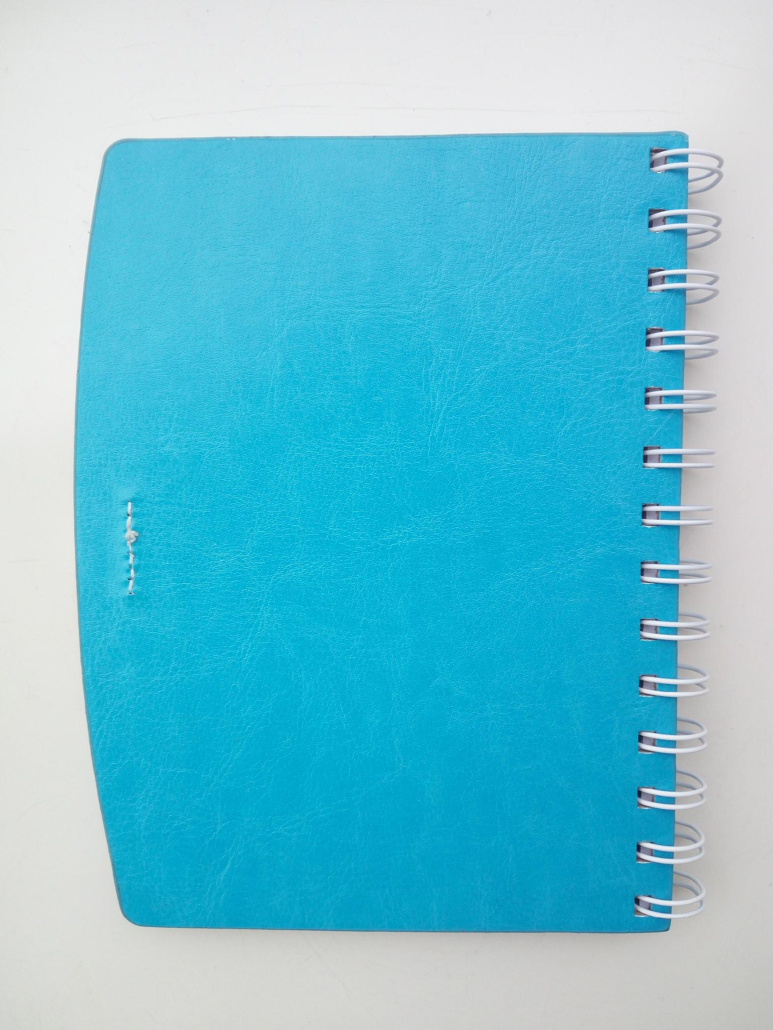 70 pages of notebook with calculator and pen 2