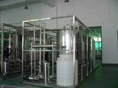 25噸醫藥生化用GMP純化水處理設備