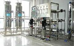 2噸醫藥生化GMP純化水處理設備