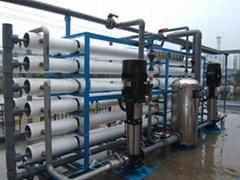 大型工业中水回用污水处理设备