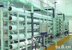食品業反滲透純淨水設備