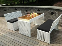New design rattan furniture