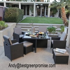 outdoor dinging set