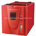 AVR-D series Voltage Stabilizer-Digital