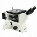 Upright Bright & Dark Field Metallurgica Microscope