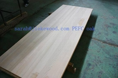 100% PEFC OAK KITCHEN WORKTOPS