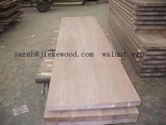 WALNUT edge glued panels