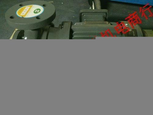 川源水泵GPS臥式離心泵 4