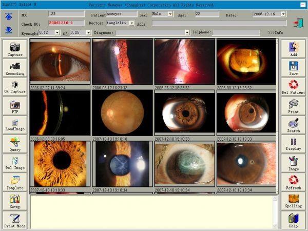Fundus Camera Optics For Fundus Camera