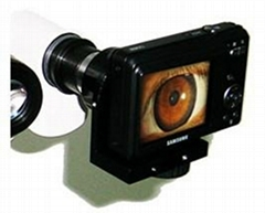Digitalize your slit lamp with affordable price: digital eyepiece adapter