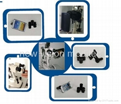 Slit Lamp Adapters turn Android cell phone into Clinical Cameras