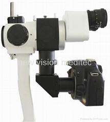 beam splitter, camera adapter, CCD adapter, digital imaging module of slit lamp