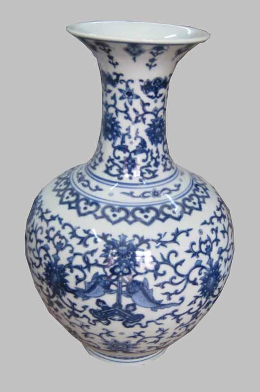 1.8米青花瓷大花瓶 4