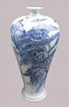 1.8米青花瓷大花瓶 5